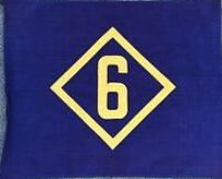Old Cub Scout Den Flag