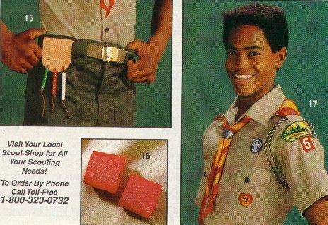 General Cub Scout Uniforming