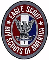 Eagle Scout Cloth Badge