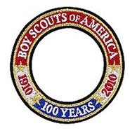 Scouting's centennial is out of this world literally.