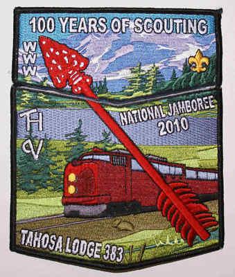 Details about  /USDA FOREST SERVICE 100TH CENTENNIAL PATCH SCOUT BSA 2005 JAMBOREE