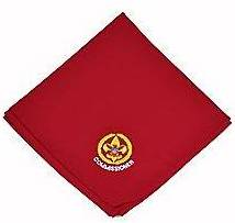 optional Commissioner neckerchief