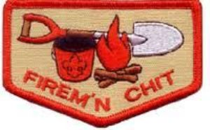 Firemn Chit - Boy Scouts of America