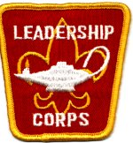 First Leadership Corps emblem