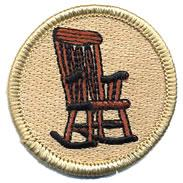 Rocking Chair Patrol emblem