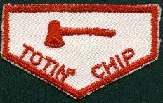 boy scout uniform patch placement totin chip