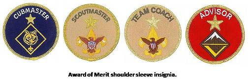 Unit Leader Award of Merit