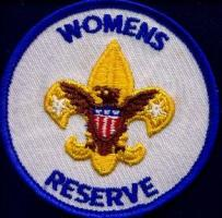 Womens' Reserve badge of office