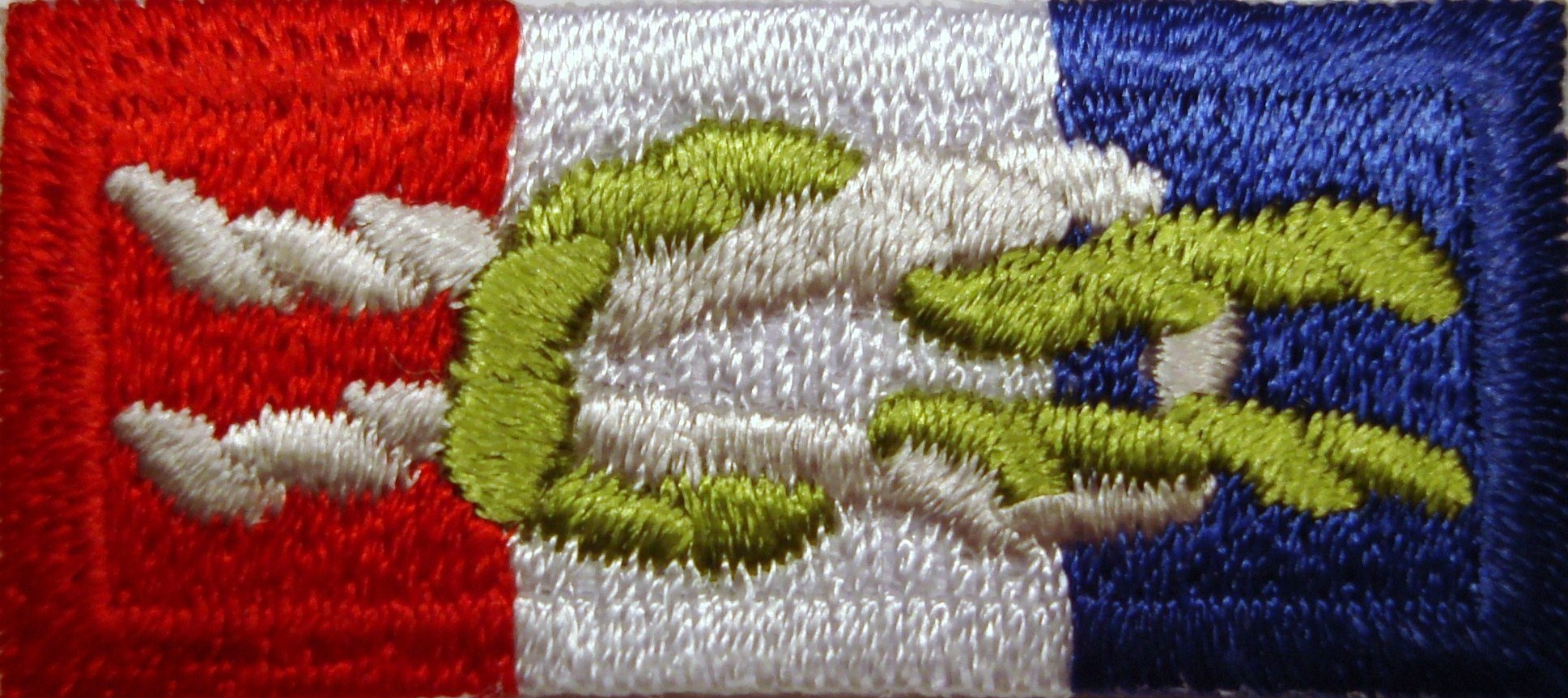 Merit Badge Achievement Square Knot