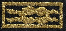 Unit Leader Award of Merit square knot